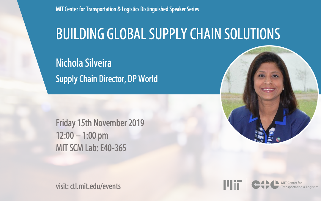 Global Women Leaders in Supply Chain Series – Building Global Supply Chain Solutions